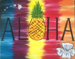New Event - Aloha. Ages 7+