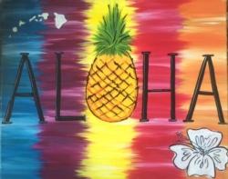 New Event - Aloha. Bottomless Mimosas only $10!