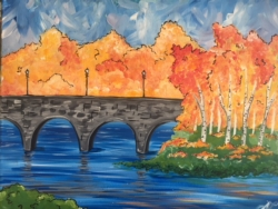 New Event - Autumn Aspens. Complimentary mimosa*