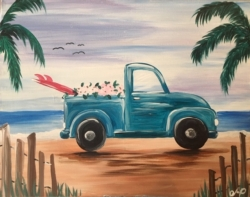 New Event - Beach Truck. Complimentary mimosa for Mom!*