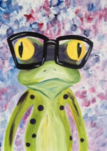 New Event - Blind Frog. Ages 7+