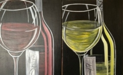 New Event - Bubbles or Bordeaux. Complimentary glass of wine!*