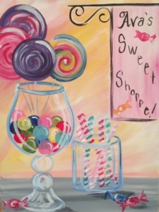 New Event - Spring Break Art Camp: Day 3: Sweets and Treats