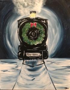 New Event - Christmas Train