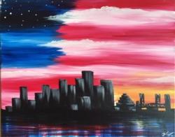 New Event - City Skyline