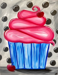 New Event - Cupcake. Ages 7+
