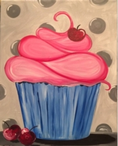 New Event - Cupcake. Complimentary cupcake from Jakes!