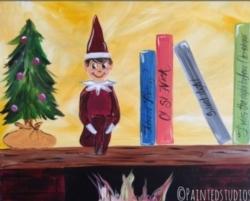 New Event - Elf on the Shelf