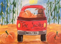 New Event - Pups and Pumpkins. Ages 7+