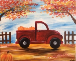 New Event - Fall Truck