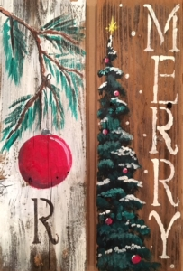 New Event - Rustic Wood Panel Class! *See Event Details