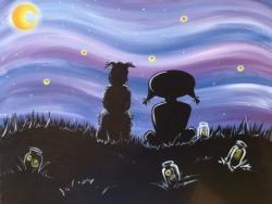 New Event - Fireflies & Friends. Ages 7+!
