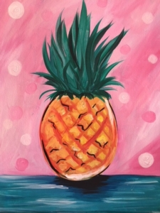 New Event - Funky Pineapple. Ages 7+