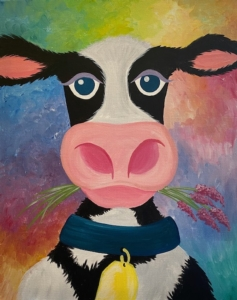 New Event - Groovy Cow. Ages 7+