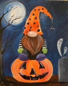 New Event - Halloween Gnome