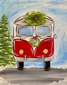 New Event - VW Bus Christmas