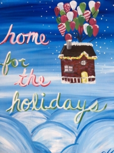 New Event - Home for the Holidays. Ages 7+