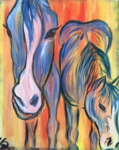 New Event - Rustic Horses.