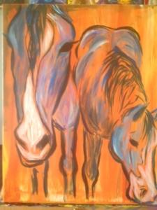 New Event - Rustic Horses