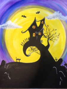 New Event - House on Haunted Hill. Ages 7+