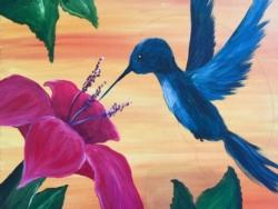 New Event - Hummingbird Hibiscus