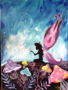 New Event - Fairy Dust Wishes. ALL profits go to Albie Aware Breast Cancer Foundation.