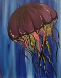 New Event - Kids After School mini-Session. Jellyfish