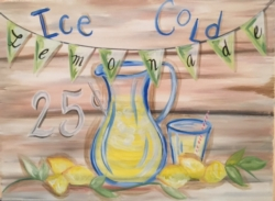 New Event - Lemonade Stand. Ages 7+