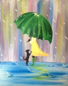 New Event - Little Green Umbrella
