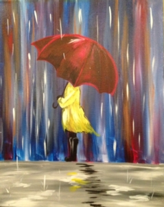 New Event - Little Red Umbrella