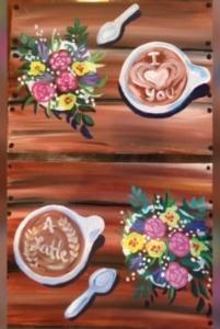 New Event - Love You a Latte. See Event Description