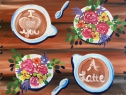 New Event - Love You a Latte. See Event Details