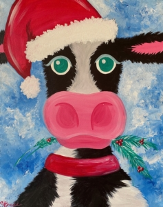 New Event - Merry Cow. Ages 7+