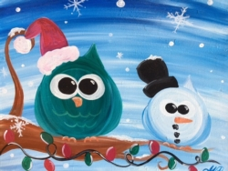 New Event - Merry Lil Owls. Ages 7+