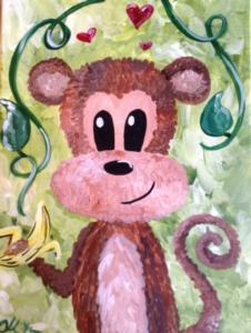 New Event - Monkey Love