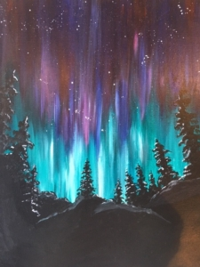 New Event - Northern Lights