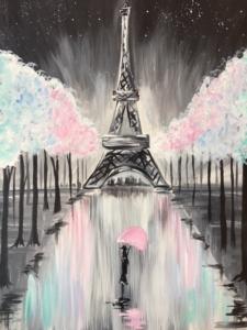 New Event - Nightfall in Paris