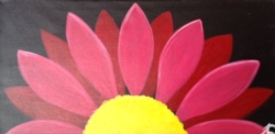 New Event - Mommy & Me class. Mom paints half on a canvas; child paints half on a canvas!