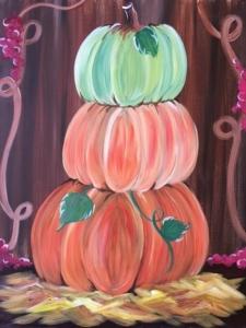New Event - Pumpkin Harvest
