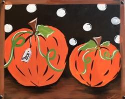 New Event - Pumpkin to My Boo. Family Fun Class!