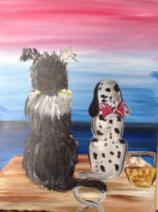 New Event - Pups on a Pier. Customize your Pups! Ages 7+