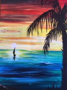 New Event - Sailing the Sea