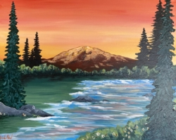 New Event - Sierra Spring
