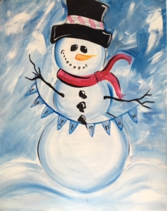 New Event - Build a Snowman! Ages 7+.
