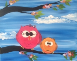 New Event - Springtime Owls. Ages 7+