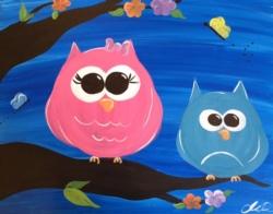 New Event - Springtime Owls! Ages 7+