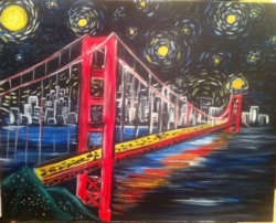 New Event - Starry San Francisco. Complimentary Mimosa!