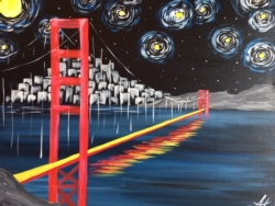 New Event - Starry San Francisco
