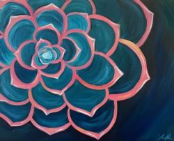 New Event - Simple Succulent. You choose colors!