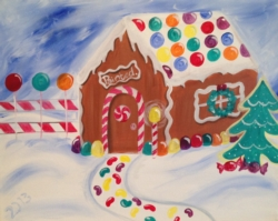 New Event - Sugar Shack. Ages 7+